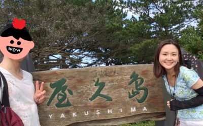 株主優待券と飛行機を使って最安で人生で一度は行ってみたい屋久島へ行く方法!