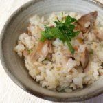 旦那の居ぬ間にシリーズ『秋刀魚の混ぜご飯』
