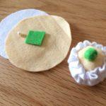 100均の材料で作るままごと用シュウマイの作り方
