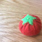 100均の材料で作るままごと用ミニトマトの作り方
