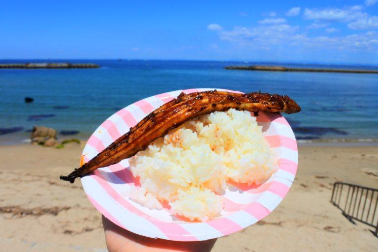 淡路で一番美味しい炭焼きあなご店!魚増鮮魚店