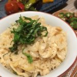 【楽天レシピ】生姜とうすあげの炊き込みご飯