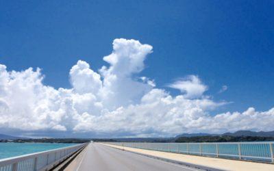 沖縄ドライブオススメの絶景橋・道路4選!