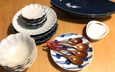 【2017年陶器市】第30回全国陶器市in姫路の初日の戦利品たち