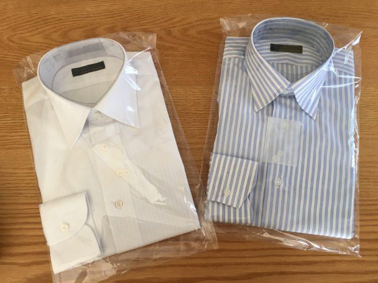 神戸のゑみや服店でオーダーワイシャツを作ってみた!【口コミ編】