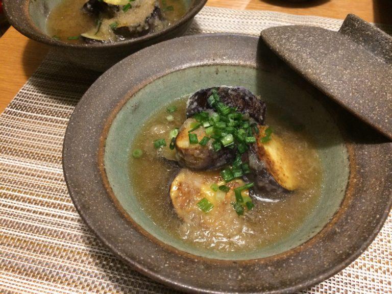 麺つゆで簡単!揚げだし豆腐ならぬ揚げだし茄子のレシピ