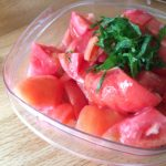 トマト大量消費!ぱくぱく食べられる夏のさっぱりトマト